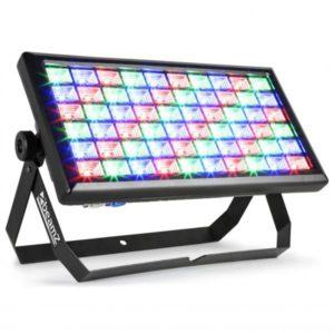 Beamz WH180RGB LED Wall Wash 60x 3W RGB LEDS DMX