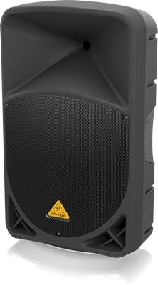 Behringer B115D Active 2-Way 15″ Speaker Wireless Option/Integrated Mixer