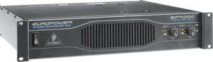 Behringer EP-4000 Amp
