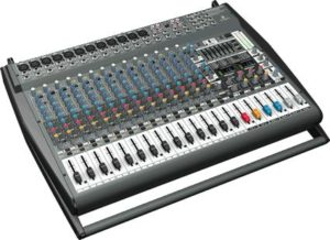 Behringer EuroPower PMP6000 16 Channel Powered Mixer 2 x 800 Watts