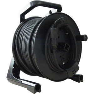 Behringer NCAT58 – Tour-Grade/Screened Cat5e Network Cable (50m Reel)