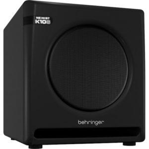 Behringer NEKKST K10S – Audiophile 10″ Studio Subwoofer with High Excursion Woofer