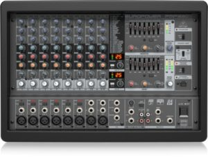 Behringer PMP1680S 1600w 2Ch Powered Mixer