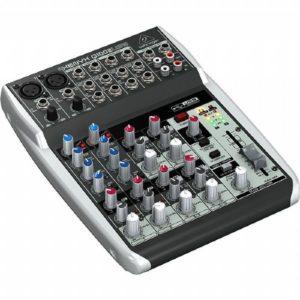 Behringer Xenyx Q1002USB Compact Mixer