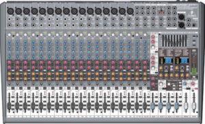 Behringer SX2442 FX Pro Studio Mixing Desk with FX
