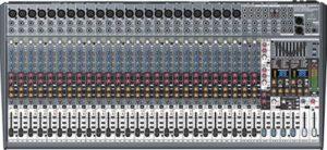 Behringer SX3242FX Pro 32 Channel Studio Mixer with FX