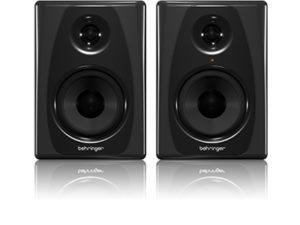Behringer Studio 50USB 5″ (Pair)150-Watt Studio Monitors/USB