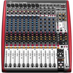 Behringer UFX1604 Premium Studio Track Mixer