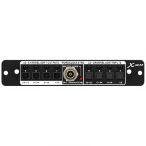 Behringer X32 X-ADAT Expansion Card for X32