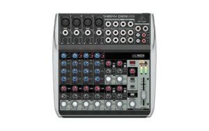 Behringer Xenyx Q1202USB Compact Mixer