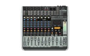 Behringer Xenyx QX1222USB Premium Mixer