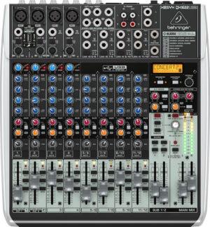 Behringer Xenyx QX1622USB Premium Mixer