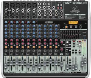 Behringer Xenyx QX1832USB Premium Mixer