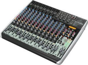 Behringer Xenyx QX2222USB Premium Mixer