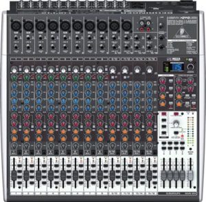 Behringer Xenyx  X2442USB 24 Channel USB Studio Mixer with FX