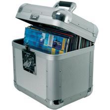 Power Dynamics RC100 12″ Aluminium Vinyl Case