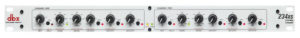 DBX234XS Stereo 2/3 Way, 4-Way Crossover with XLR