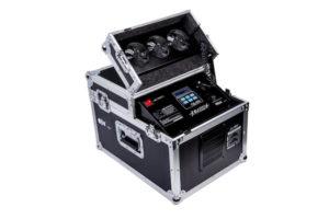 DJPower DJ-660 Oil-Based Haze Machine