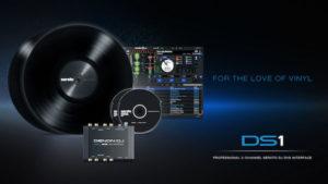 Denon DJ DS1 Serato Digital Vinyl Audio Interface