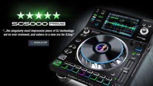 Denon DJ SC5000 Prime USB Player