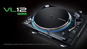 Denon DJ VL12 Prime Series