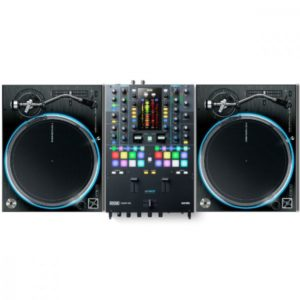 Denon DJ VL12 Pair + Rane Seventy Two Bundle