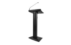 Denon Pro Lectern Active with Active Speaker Array