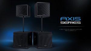 Denon Speaker Combo Active 4000w with Digital Control