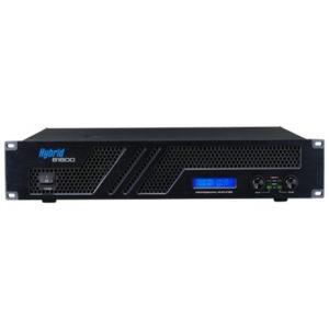 Hybrid B1800 MK6 Power Amplifier