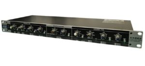Hybrid CX223 2 Way Stereo Active Crossover