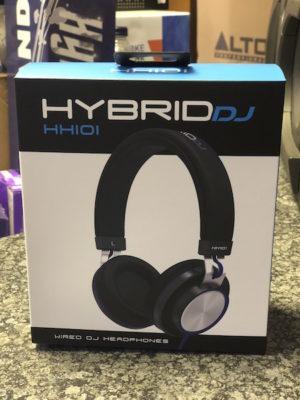 Hybrid DJ HH101 DJ Headphone