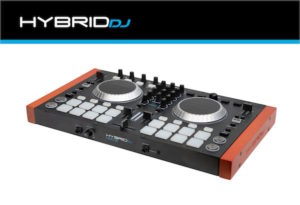 Hybrid DJ HMC2 2Ch DJ Controller