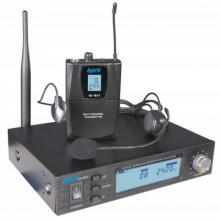 Hybrid G-SV Headset Microphone System