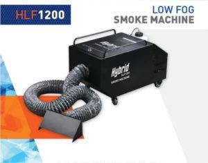 Hybrid HLF1200 Low Fog Machine