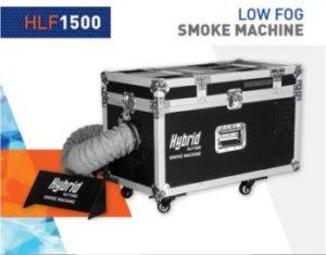 Hybrid HLF1500 Low fog Machine