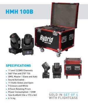 Hybrid HMH 100B Moving Head