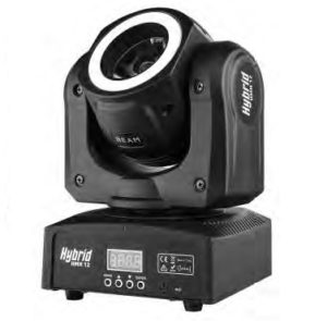 Hybrid HMH 12 Moving Head with Ring Effect