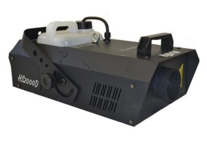 Hybrid HS2000D Smoke Machine with DMX