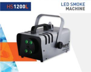 Hybrid HS1200L Smoke LED Machine