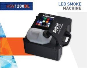 Hybrid HSV 1200DL Smoke LED Machine