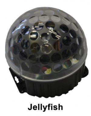 Hybrid Jellyfish LED Light