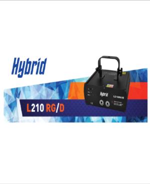 Hybrid L210RG/D Red / Green Laser – Firefly Effect