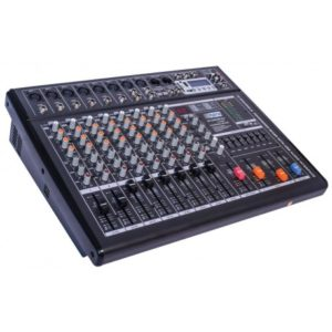 Hybrid M10800PUX 8 Channel Powered mixer