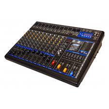 Hybrid M121200PUX Powered Mixer