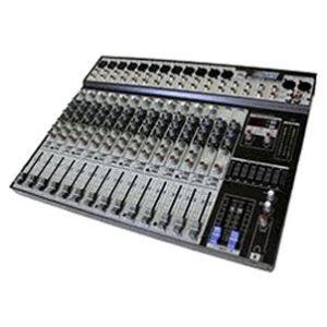 Hybrid MC16USB Desk Top Bank Mixer
