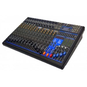 Hybrid MD1818PUX 12Ch Powered Mixer