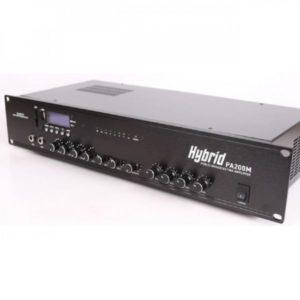 Hybrid PA200M 100v 200watt PA Amplifier