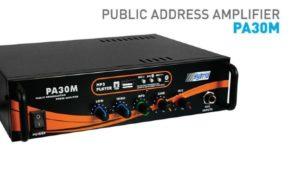 Hybrid PA30M Public Address Amplifier