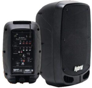Hybrid PA8B 8inch 40W Battery Powered Portable Speaker