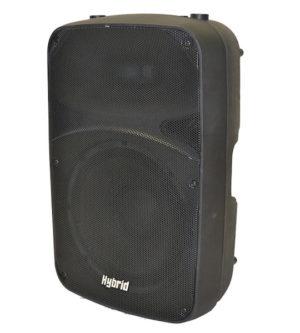 Hybrid PB12N 12″ 220w Moulded Plastic Loudspeaker (each)